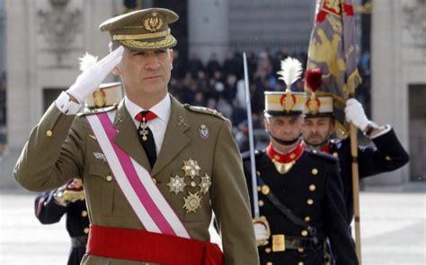 Felipe VI celebra hoy su segundo aniversario como Rey de ...