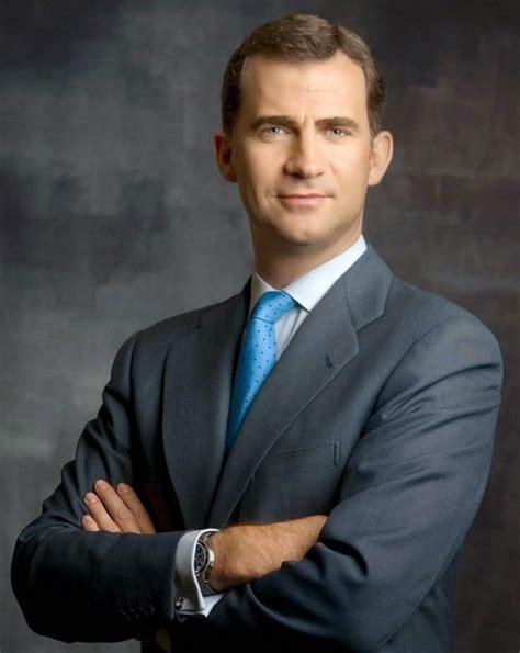 Felipe VI, próximo Rey de España tras la renuncia de Don ...