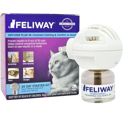 Feliway Diffusers, Sprays & Refills   Feliway for Cats