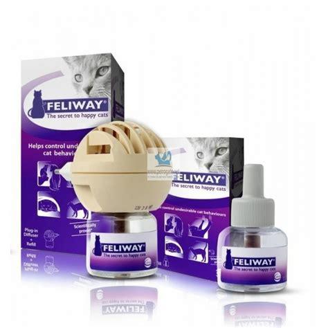 FELIWAY DIFUSOR + RECAMBIO 48 ml Feromona antiestres para ...