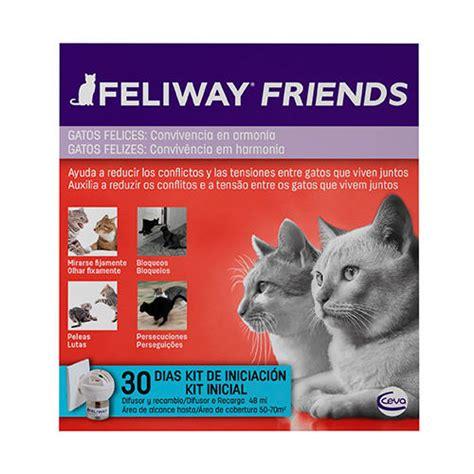 Feliway Friends para gatos difusor con recambio - Tiendanimal