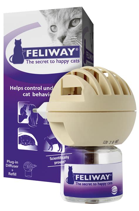 Feliway Plug-In Diffuser Feliway Plug In Diffuser Not Just ...