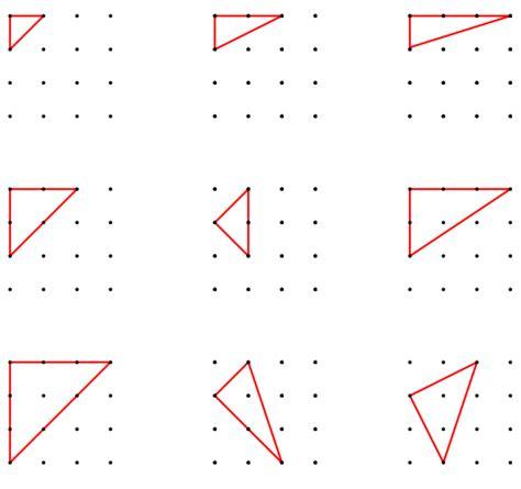 ¡Feliz 2015, número de triángulos rectángulos y año con ...