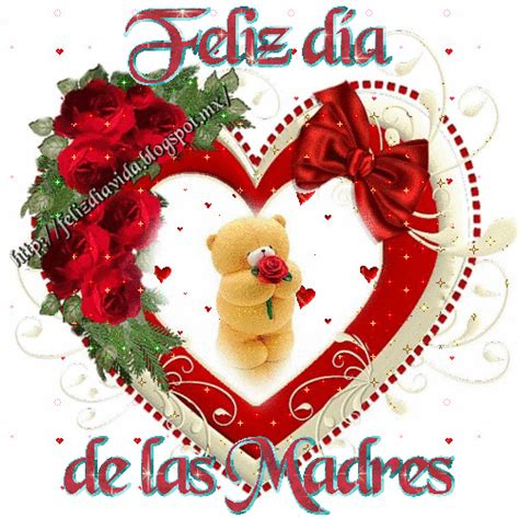 FELIZ DÍA A LA VIDA: Feliz día de las Madres (ver más...)