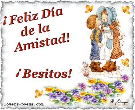 ¡Feliz Día de la Amistad! ¡Besitos! imagen #6996 ...