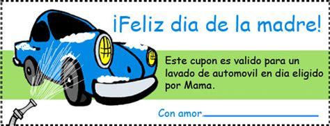 ¡Feliz dia de la madre! (Cupones)