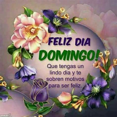 Feliz Dia Domingo - FRASES.PW