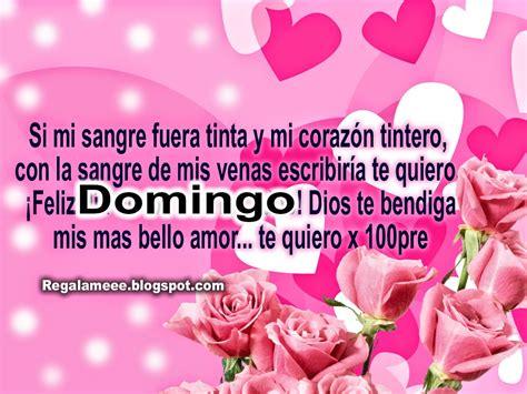 FELIZ DOMINGO ~ Familiayamor.com