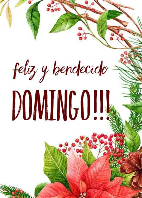 Feliz Domingo / Feliz Día / Domingo / Sunday / Happy ...