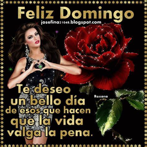 Feliz Domingo Te deseo un bello día de esos que hacen que ...
