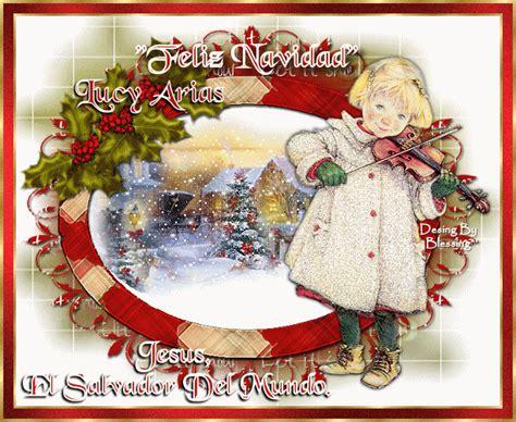 Feliz navidad niña 2010..Lucy Arias   DETALLITOS ...