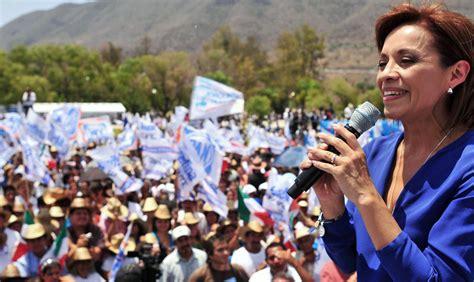 Female Presidential Candidate Blazes Trail In Mexico | WMOT