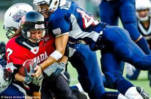 Female running back Jennifer Welter plays in professional ...