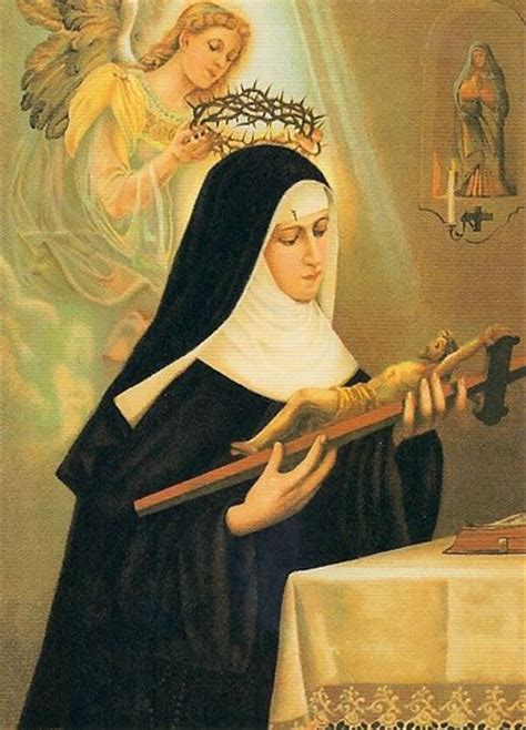 Female Saints of Catholic Church | In the convent, St ...