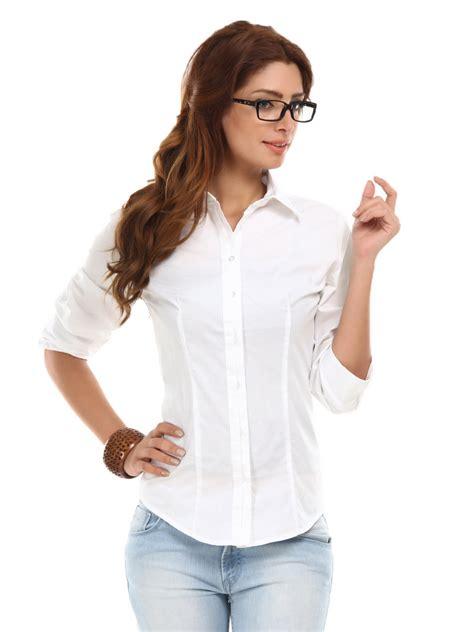 Female White Shirt | Artee Shirt