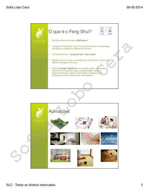 Feng Shui e o Mundo do trabalho