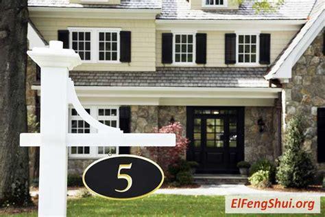 Feng Shui Numero de Casa