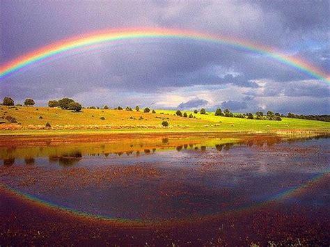 Fenómenos atmosféricos y terrestres: El arco iris. Como se ...
