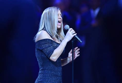 Fergie and the worst National Anthem performers - NY Daily ...