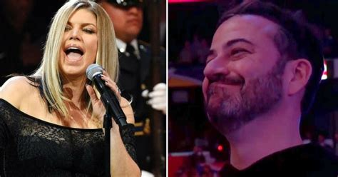Fergie Apologizes After Strange Jazzy Rendition Of The ...