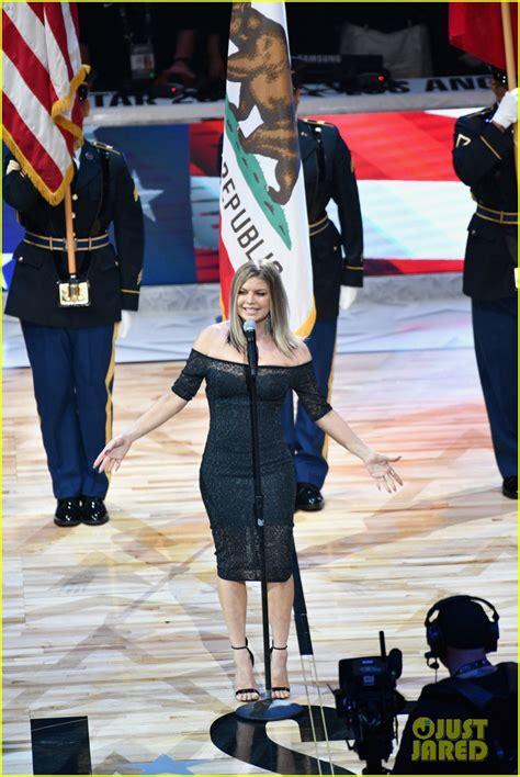 Fergie Breaks Silence Over Viral National Anthem ...