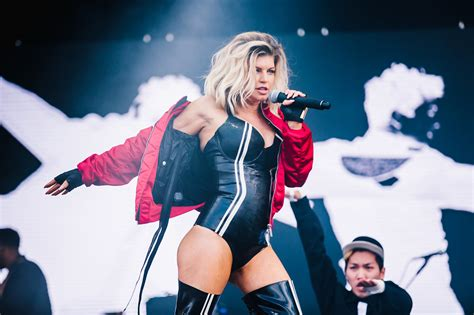 Fergie Has  Not Left  The Black Eyed Peas, Her Rep ...
