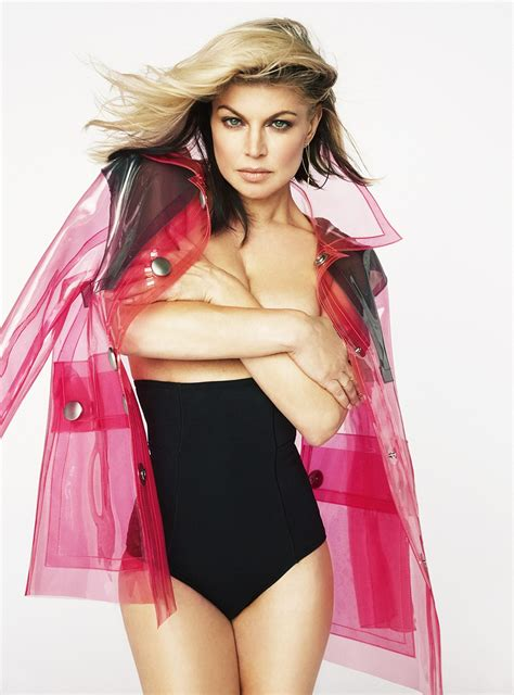 Fergie Hot & Sexy Bikini Photoshoots, Images, Videos