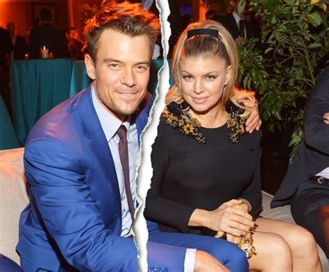 Fergie & Josh Duhamel Separate After 8 Years Of Marriage ...