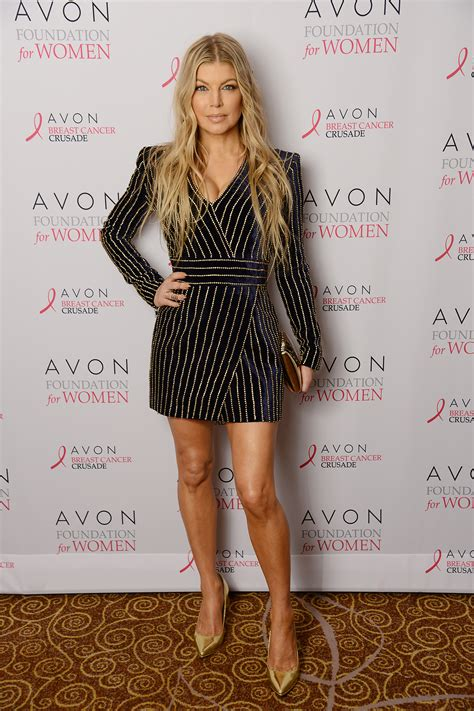FERGIE LAUNCHES OUTSPOKEN PARTY! FRAGRANCE WITH AVON