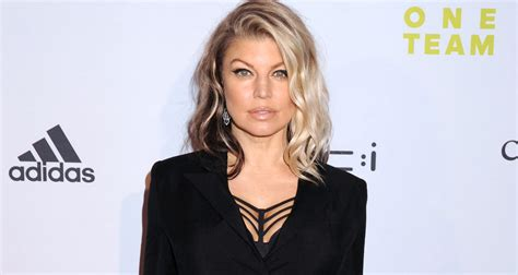 Fergie Says New Album Is Coming Out At The Beginning Of ...