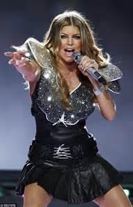 Fergie says she got bored of singing classic Black Eyed ...