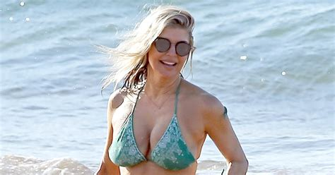 Fergie Shows Off Killer Bikini Body: Photos - Us Weekly