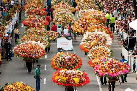 Feria de las Flores - Medellín, Colombia; 1-10 Agusut 2018