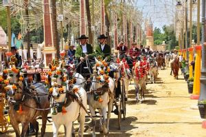 Feria del Caballo, Jerez de la Frontera   Cadiz Diferente