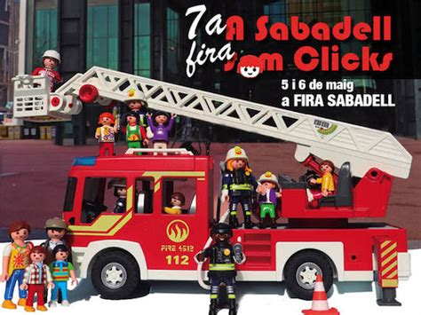 Feria Playmobil Sabadell 2018   Som Clicks   Elmundoclick
