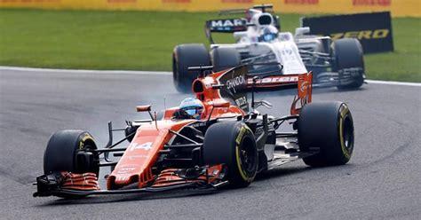 Fernando Alonso en Fórmula 1 en Spa-Francorchamps | F1