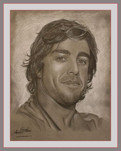 Fernando Alonso fernando besada costa   Artelista.com   en
