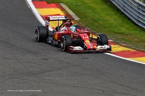Fernando Alonso, Ferrari, Spa Francorchamps, 2014 · F1 Fanatic
