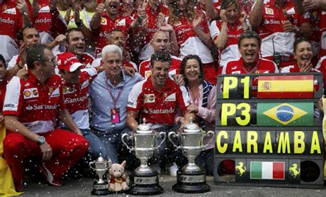 Fernando Alonso has best chance yet with Ferrari   Indian ...