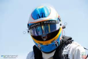 Fernando Alonso, McLaren, Spa Francorchamps, 2015 · F1 Fanatic