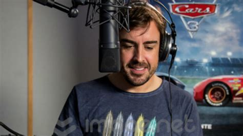 Fernando Alonso participa en  Cars 3  | Marca.com