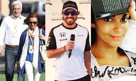 Fernando Alonso sin Lara Álvarez, Lucía Villalón muy ...