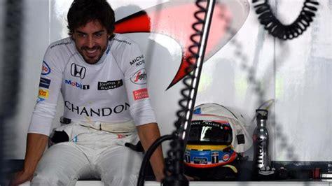 Fernando Alonso, ve una «clara línea ascendente» de McLaren