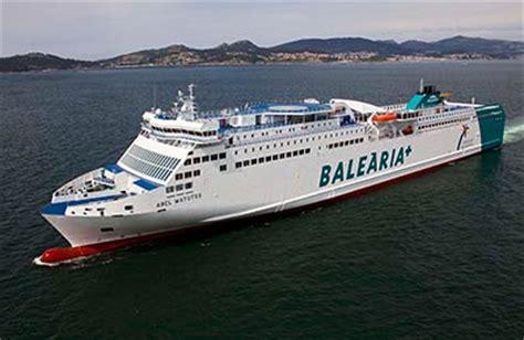 Ferries Baratos Balearia. Reserva online billetes de ferry ...