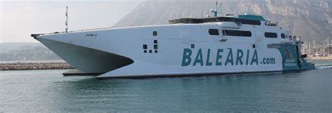 Ferry a Ibiza desde Mallorca con Balearia   Civitatis.com