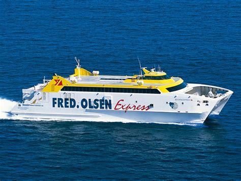 Ferry a Lanzarote Fred Olsen | Guide Go