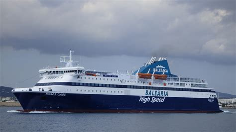 FERRYBALEAR: El Fast Ferry