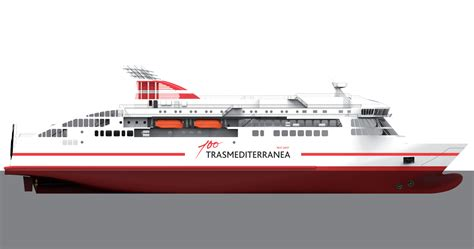 FERRYBALEAR: Trasmediterránea, presenta en Vigo, su nuevo ...
