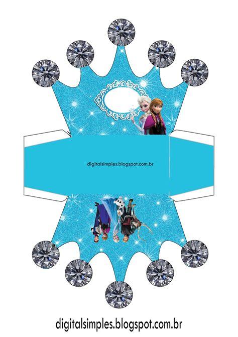 Festa Tema Frozen para Imprimir Grátis   Convites Digitais ...