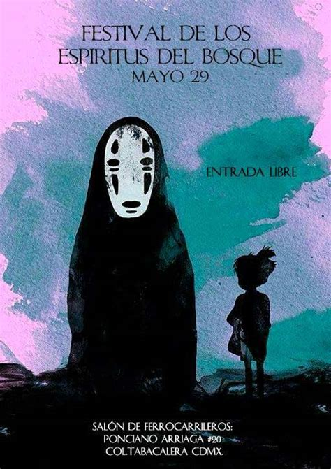 Festival de los Espíritus del Bosque en la Ciudad de México